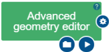 Advanced geometry editor
